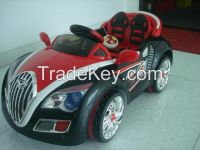 2015 new children 4channels R/C ride on car