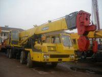 rough terrain crane construction machinery rough crane 30t