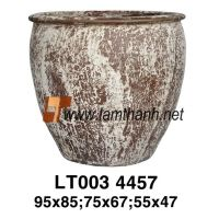 Vietnam Ancient Pottery Planter