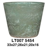Special Fiber Decorative Plant Pot