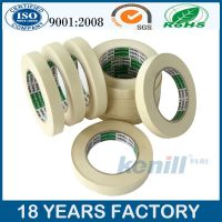 Strong Adhesion Auto Painting Masking Tape
