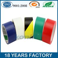 Made in China high quality hot sale pvc floor masking tape