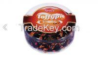 Toffypi soft candy cacao P.jar