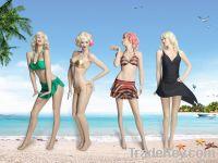 2013 New realistic Sexy female mannequin Marilyn Monroe full body mann