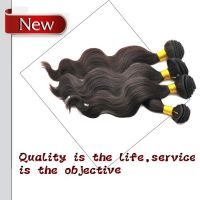 "2014 100% human hair fashion hair weft 8""-30"" can be custom color supply you need hair"