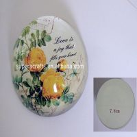 Domed Glass Payperweight