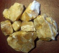 Barite (red & whire)