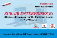 Paint Booth for sale in Pakistan, car paint Booth, Imported