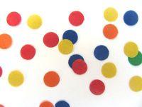 Confetti High Fives! The FiestaFive - Reloadable, Biodegradable, Colorful, Customizable