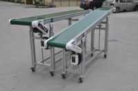 Belt Conveyor For Injection Molding Machinery