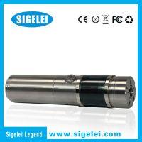 Electronic cigarette manufacturer China sigelei legend with gravity sensing system VV mod personal vaporizer