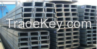 U Channel Steel Sections
