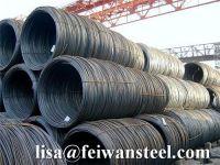 GI Steel WIre Rod, Steel Bar in Coils, Steel Wire Rod