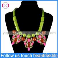 Italian Design Jewelry Fashion Accessories Bib Statement Necklace