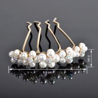 On Sale New Arrival Pearl Bridal Hair Accessories