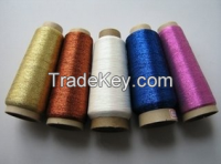 Metallic yarn Metallic Thread
