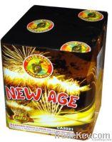 Fireworks Cake