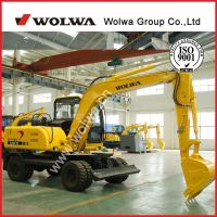 8ton china cheap excavator in hot