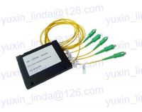 Passive optical fiber CWDM and DWDM Module