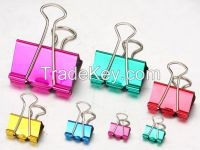 Color Binder Clips