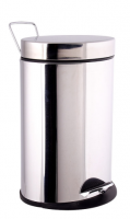 Premium 3L stainless steel waste bins trash cans