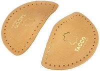 White vegetable tanning sheepskin/health care shoe insoles