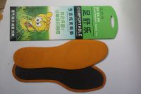 leather breathing insoles