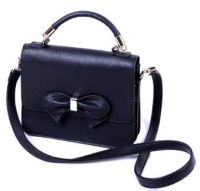 2014 PU long strap handbag for teenagers