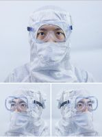 Safety protective medical disposable anti-fog goggles