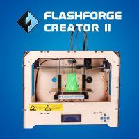 Flashforge 3d pritner,Mk8, makebot design