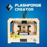 Flashforge 3d printer ,MK8 nozzle,makebot design