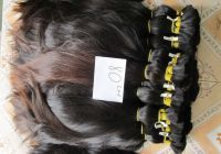 Full Cuticle Virgin Remy Human Hair 60Cm
