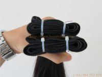 Hair Extension, Wefted Hair with Reasonable Price 40 Cm (16 Inches)