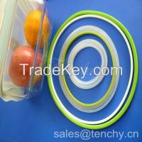 Food container gasket