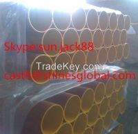EN877 Pipe/EN877 Cast Iron SML Drainage Pipes EN877