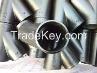 ASTM A888 Hubless Cast Iron Fittings/CISPI301No Hub Cast Iron Pipe Fittings
