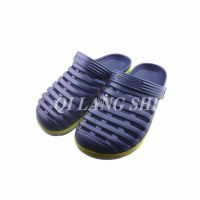 Wholesale men eva clog garden sandals