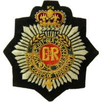 Gold Bullion Blazer Badge