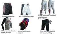 MMA shorts mma sublimation shorts mma sublimated shorts mma compression tights mma sublimated tights mma compression rash guards mma grappling rash guards belt rank rash guards mma compression short with cup