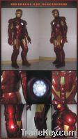 Iron Man Mk 4 Fiberglass Adult Standard Edition Armor Promo Costume