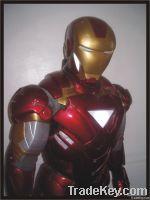 Iron Man Mk 6 Fiberglass Adult Standard Edition Armor Promo Costume