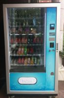 snack/drink vending  machine