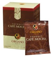 ORGANO GOLD GANODERMA GOURMET - CAF� MOCHA (15 sachets)
