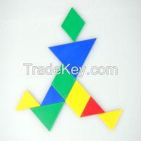 plastic tangram, tangram puzzle games