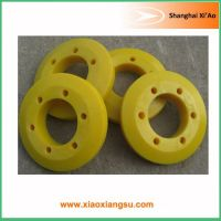 OEM service of  Polyurethane casting Parts And Fittings