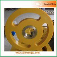 Custom Cast Polyurethane Products (polyurethane wheels, polyurethane rollers, pu rod, etc)