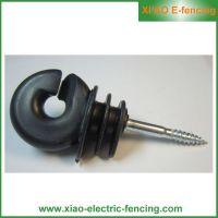 Wood Post Screw Electric Fencing Insulator