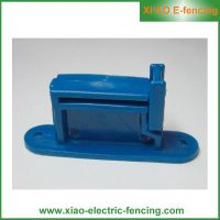 Wood Post Poly Tape Clip Electric Fencing Insulator