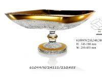 Gilded crystal