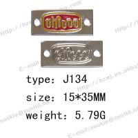 New designed metal labels